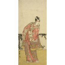 Katsukawa Shunsho: Actor Ichikawa Danjûrô 5th - Harvard Art Museum