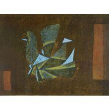 Asai Kiyoshi: Bird - Harvard Art Museum