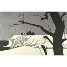 Kawano Kaoru: Winter Mansion (Girinsô), Shôwa period, - Harvard Art Museum