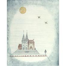 Minami Keiko: Castle, Moon & Birds - Harvard Art Museum