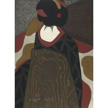Asai Kiyoshi: Maiko, Kyoto (H), Shôwa period, dated 1961 - Harvard Art Museum