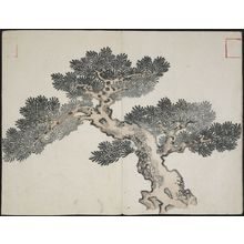 Ike Taiga: Sketchbook of Ike Taiga (Taigado gafu), Late Edo period, mid-late 19th century (1st edition published 1803) - Harvard Art Museum