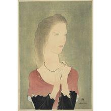 Tsugouharu Foujita: My Wife, Shôwa period, circa 1934-1939 - Harvard Art Museum