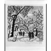 松原直子: Boston Common, Shôwa period, - ハーバード大学