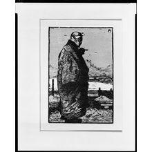 Kanae: Fisherman (posthumous edition, 1960), Meiji period, dated 1904 - Harvard Art Museum