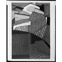 Sekino Jun'ichiro: Roofs of Florence, Shôwa period, 1959 - Harvard Art Museum