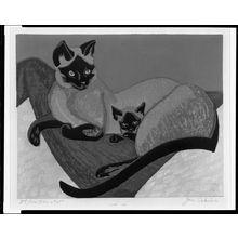 Sekino Jun'ichiro: Cats - Harvard Art Museum