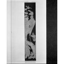 石川豊信: Phoenix (Hô-ô) and Paulownia, Edo period, circa 1773 - ハーバード大学