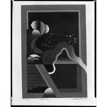 Kurosaki Akira: Aries, from the Zodiac Series, Shôwa period, circa 1973 - Harvard Art Museum