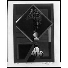 Kurosaki Akira: Virgo, from the Zodiac Series, Shôwa period, circa 1973 - Harvard Art Museum