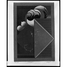 Kurosaki Akira: Scorpio, from the Zodiac Series, Shôwa period, circa 1973 - Harvard Art Museum