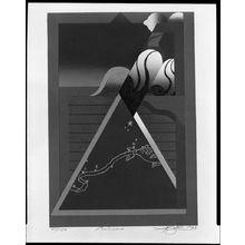 Kurosaki Akira: Pisces, from the Zodiac Series, Shôwa period, circa 1973 - Harvard Art Museum