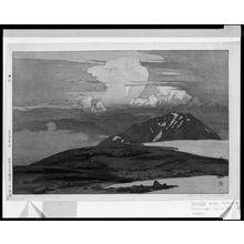 Yoshida Hiroshi: Goshikihara, Japanese Alps, Shôwa period, dated 1926 - Harvard Art Museum