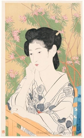 Hashiguchi Goyo: Hot Springs Inn - Honolulu Museum of Art