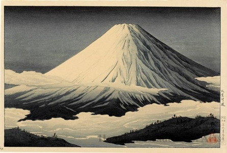 Takahashi Hiroaki: A View of Mt. Fuji - Honolulu Museum of Art