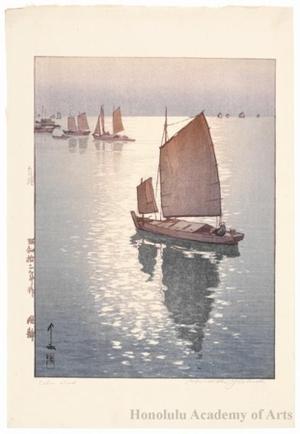 Yoshida Hiroshi: Calm Wind - Honolulu Museum of Art