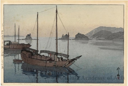 Yoshida Hiroshi: Three Little Islands - Honolulu Museum of Art