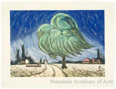Sekino Junichirö: Shimada: Lone Road - Honolulu Museum of Art