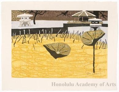 Sekino Junichirö: Nissaka: Night-Weeping Stone - Honolulu Museum of Art
