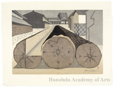 Sekino Junichirö: Fukuroi: Annual Growth Rings - ホノルル美術館
