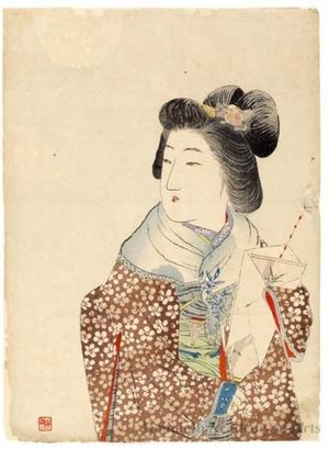 Suzuki Kason: Battledore - Honolulu Museum of Art