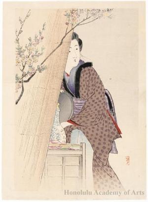 Takeuchi Keishu: Shopgirl of White Sake - Honolulu Museum of Art