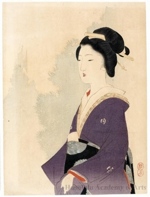 Takeuchi Keishu: Geisha in Edo - Honolulu Museum of Art