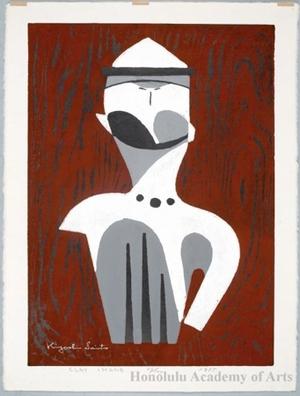 朝井清: Clay Image - ホノルル美術館