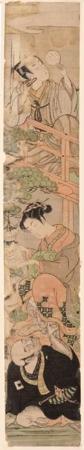 Isoda Koryusai: Some Activities in the Yoshiwara - Honolulu Museum of Art