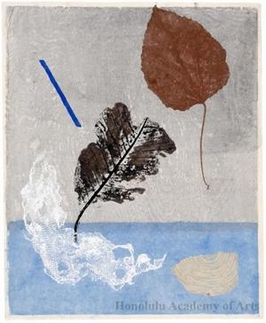 Onchi Koshiro: Object No. 4 - Honolulu Museum of Art
