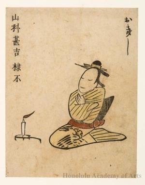 Nichösai: Yamashina Jinkichi - ホノルル美術館
