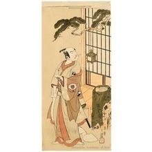 Ippitsusai Buncho: The Actor Onoe Kikugorö - Honolulu Museum of Art