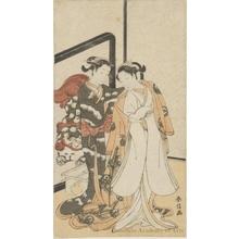 鈴木春信: Decorum - ホノルル美術館