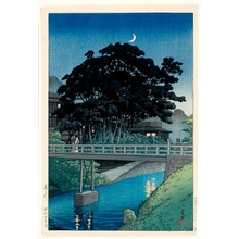 Kawase Hasui: Takino River - Honolulu Museum of Art