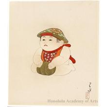 Kawase Hasui: Gosho Ningyö (Palace Doll) - Honolulu Museum of Art