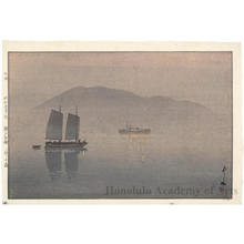 Yoshida Hiroshi: Könoshima - Honolulu Museum of Art