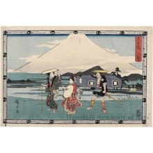 Utagawa Hiroshige: Act 8 - Honolulu Museum of Art