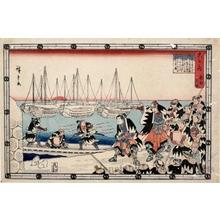Utagawa Hiroshige: Act. 12 - Honolulu Museum of Art