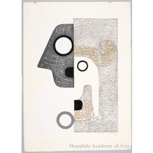 Yoshida Hodaka: Mask - Honolulu Museum of Art