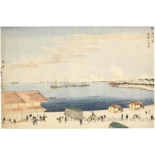 Shotei Hokuju: Takanawa Ökido in Shinagawa - Honolulu Museum of Art