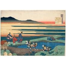 Katsushika Hokusai: Sangi Hitoshi - Honolulu Museum of Art