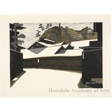 Sekino Junichirö: Kakegawa: Mountain-Top Kannon - ホノルル美術館