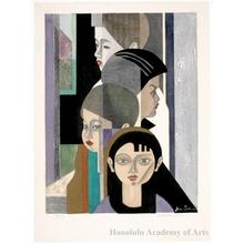 Sekino Junichirö: My Family - Honolulu Museum of Art