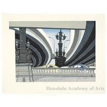 Sekino Junichirö: Nihonbashi: Expressway - Honolulu Museum of Art