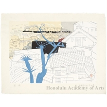 Sekino Junichirö: Hamamatsu: Factories in the MorningÅ - ホノルル美術館