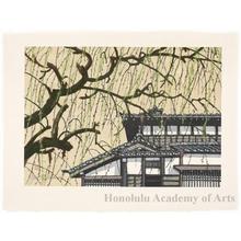 Sekino Junichirö: Yoshida: Willow and Private Estate - ホノルル美術館