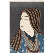 吉川観方: Nakamura Ganjirö as Kamiya Jihei - ホノルル美術館