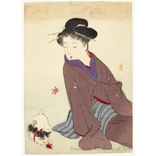 Takeuchi Keishu: Turning Colors of Autumn Leaves - Honolulu Museum of Art