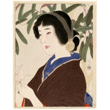 Kaburagi Kiyokata: Chieko - Honolulu Museum of Art