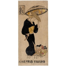 Torii Kiyomasu II: Shitaya Style, the right sheet of a triptych: The Actor Sanjö Kantarö - Honolulu Museum of Art
